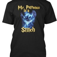 MY PATRONUS IS A STITCH