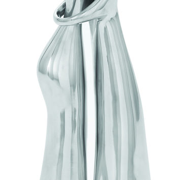 Aluminum Dancing Sculpture With Contemporary Style - Set Of 2