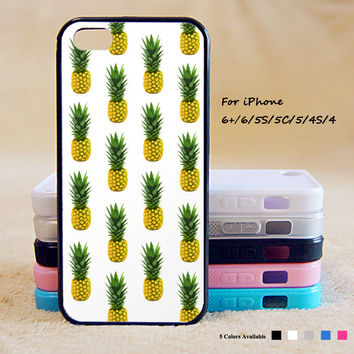... new styles 85913 038e9 Pineapple Phone Case For iPhone 6 Plus For iPhone  6 For iPhone ... f993300958c6