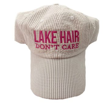 Jadelynn Brooke Lake Hair Don't Care Hat