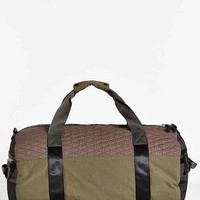 All-Son Tonal Military Duffel Bag- Grey One