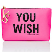 Large Graphic Cosmetic Bag - Victoria's Secret - Victoria's Secret