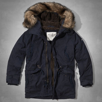 Dun Brook Mountain Parka