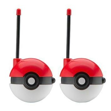 Pokemon Charactr Walkietalkies