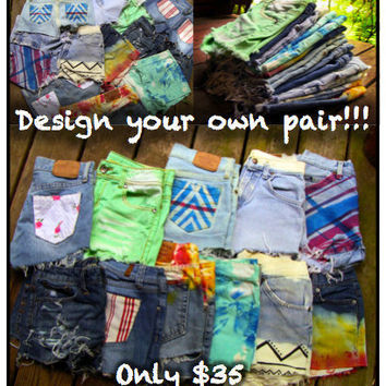 Design Your Own Shorts