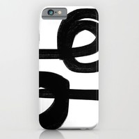 dos iPhone & iPod Case by Her Art