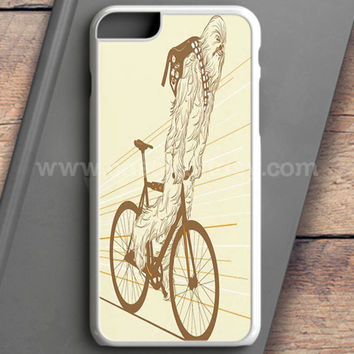 Chewbacca Biking Star Wars iPhone 6 Plus Case | casefantasy