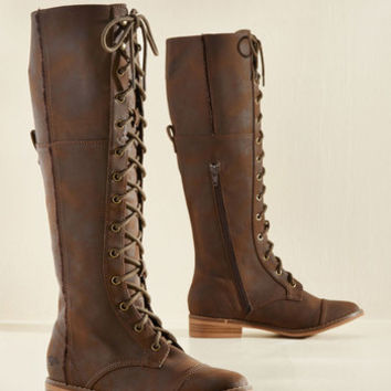 Meteor Shower Search Boot | Mod Retro Vintage Boots | ModCloth.com