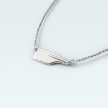 Rowing Chain Necklace