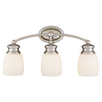 Alcott Hill Clementine 3 Light Vanity Light & Reviews | Wayfair