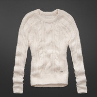 Isabelle Cable Sweater