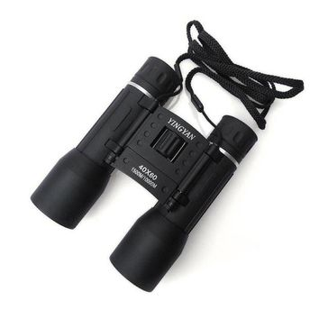 VONC1Y 2017 New arrival 40x60 binocular Zoom Field glasses Great Handheld Telescopes DropShipping hot sale HD Powerful binoculars