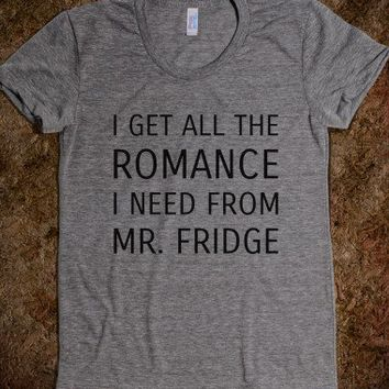Mr. Fridge