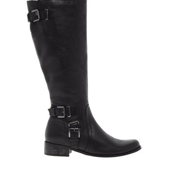 Dune Taunton Side Zip Riding Boot