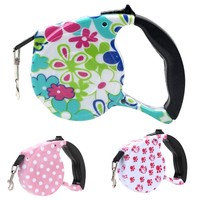 Automatic Retractable Walking Dog Leash & Cat Leash