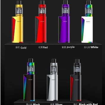 Authentic Smok PRIV V8 Starter Kit Electronic Mod E Pen Cigarette Vap 3ml Tank
