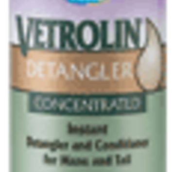 Vetrolin Detangler- detangler & conditioner for mane & tail