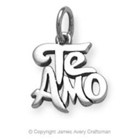"""Te Amo"" Charm from James Avery"