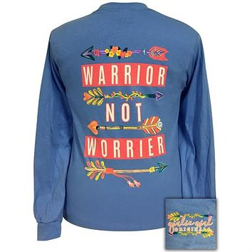 Girlie Girl Originals Preppy Warrior Long Sleeve T-Shirt