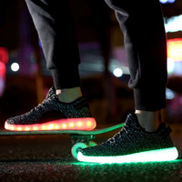 Cool LED Light Up Casual Sports Shoes