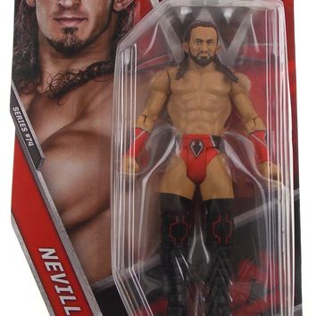 WWE Wrestling Neville Collectible Figurine Series #74 Mattel Poseable