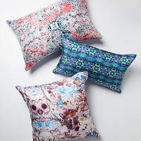 Morphology Silk Pillow