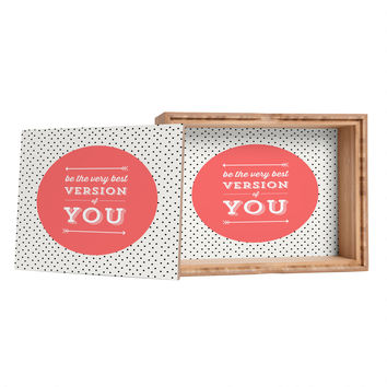 Allyson Johnson Be The Best Version Of You Jewelry Box