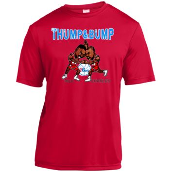 Thump and Bump Youth Moisture-Wicking T-Shirt