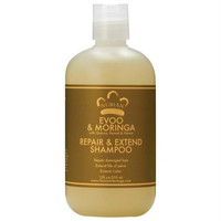 Nubian Heritage Shampoo - Repair and Extend Extra Virgin Olive Oil and Moringa - 12 oz