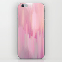 Lush Pink iPhone Skin by Printapix