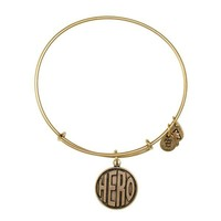 Alex and Ani Hero Charm Bangle - Russian Gold