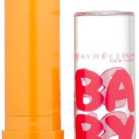 Maybelline Baby Lips Moisturizing Lip Balm, Cherry Me, 0.15 Ounce
