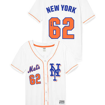 New York Mets Game Day Jersey - PINK - Victoria's Secret