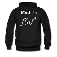 Math is Fun hoodie sweatshirt tshirt