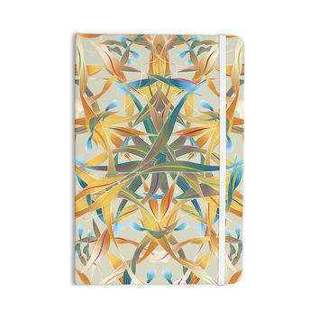 "Angelo Cerantola ""Supreme"" Multicolor Orange Everything Notebook"