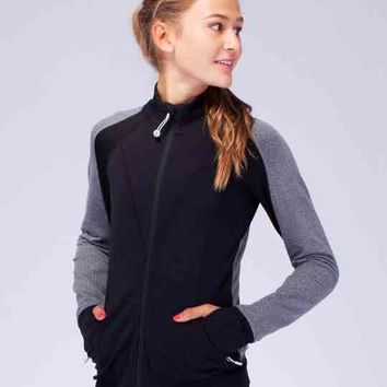jump high jacket*brushed | ivivva