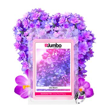 Lilac Bloom | Jumbo Jewelry Tart®