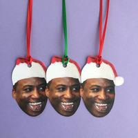 Gucci Mane Holiday Gift Tags