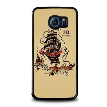 sailor jerry samsung galaxy s6 edge case cover  number 2