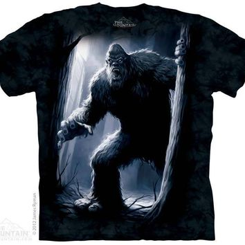 New SASQUATCH T SHIRT