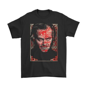 QIYIF Horror Art Obsession Jack Torrance The Shining Stephen King Shirts