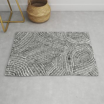 Aimless Rug by duckyb