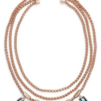 Vince Camuto 3-Row Statement Necklace | Nordstrom