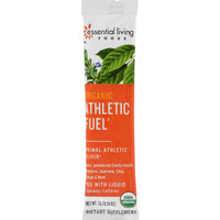 Essential Living Foods Athletic Fuel - Organic - .24 Oz - Box Of 15 Packets