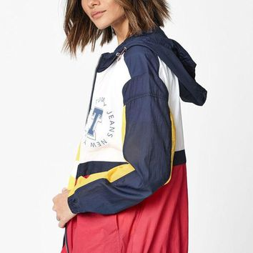 ONETOW Tommy Hilfiger Colorblock Jacket at PacSun.com