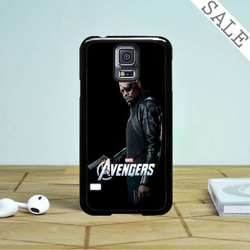 The Avengers - Nick Fury Samsung Galaxy S5 Case