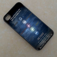 Divergent One Choice - for iPhone 4/4s - iPhone 5 - iPhone 5s - iphone 5c - Samsung S3 - Samsung S4