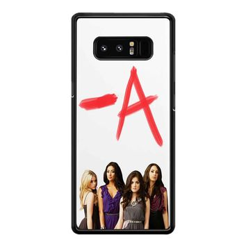 Pretty Little Liars A Samsung Galaxy Note 8 Case
