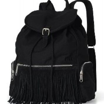 Fringe Backpack - PINK - Victoria's Secret