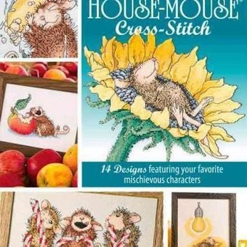 Four Seasons of House-mouse Cross-stitch